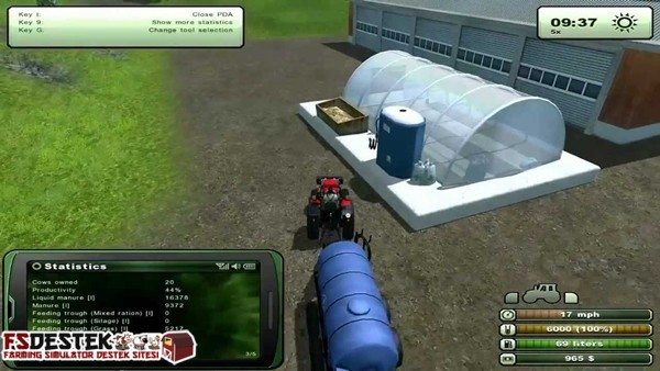 Photo of Farming Simulator 2013 Sera Nasıl Sulanır ?