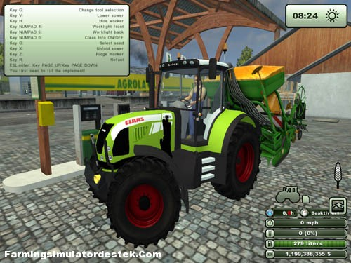 Photo of Claas Arion 640 Traktörü