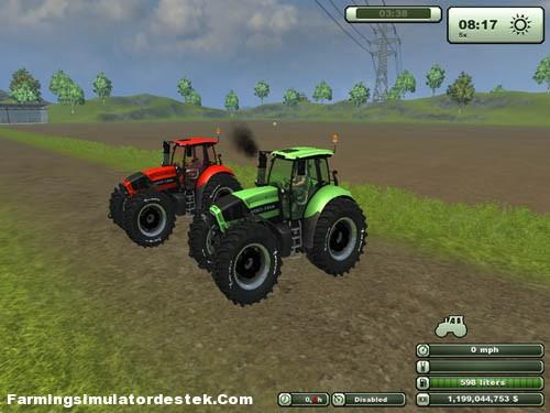 Photo of Deutz Agrotron X720 S ve X720 SR