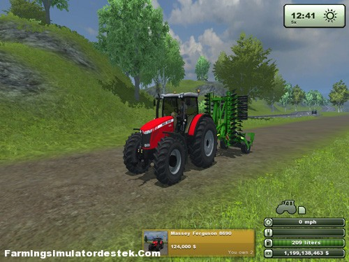 Photo of Massey Ferguson 8690 Versiyon 1.0