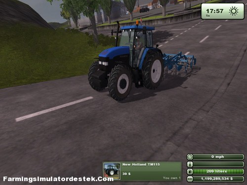 Photo of New Holland TM 115 Versiyon 2.0