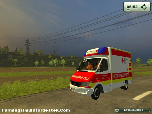 Photo of RTW Ambulans Paketi