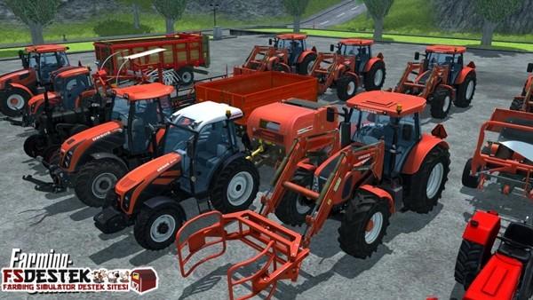Photo of Farming Simulator 2013 Bir Traktöre 2 Ekipman Bağlama ve Kullanma [Video]