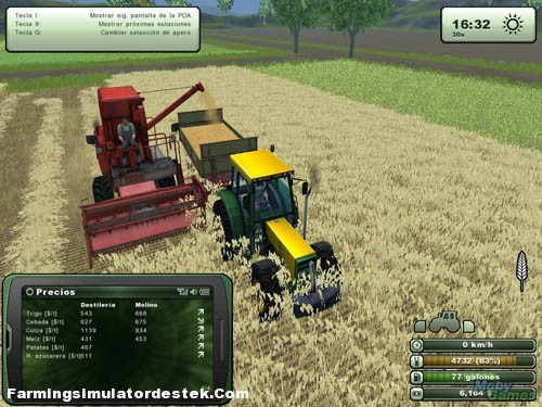 Photo of Farming Simulator 2013 Yarışması