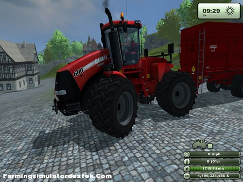 Photo of Case IH 600