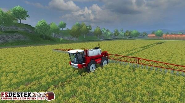 Photo of Farming Simulator 2013 Ekinleri İlaçlama [Video]