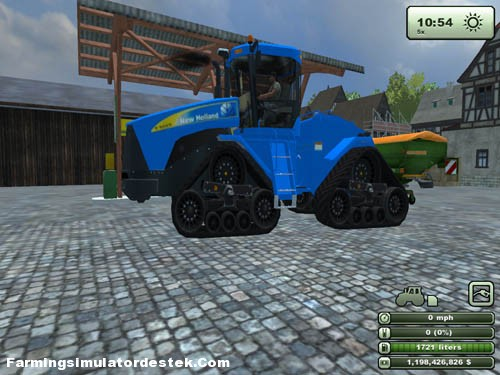 Photo of New Holland 9060 T