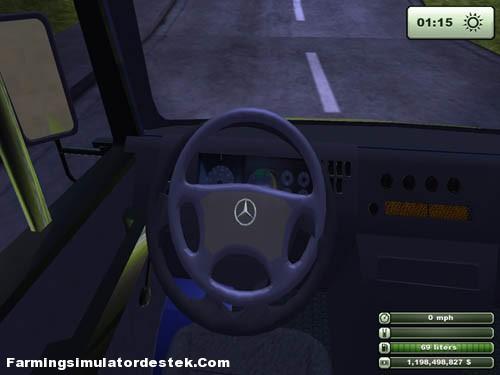 Photo of Mercedes Vario 812