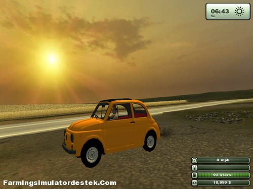 Photo of Klasik Fiat 500