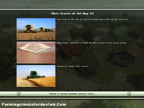 Photo of Mato Grosso Brezilya Haritası