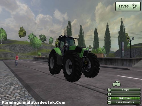 Photo of Deutz Agrotron X 720