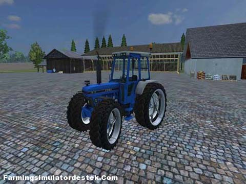 Photo of Ford 7810