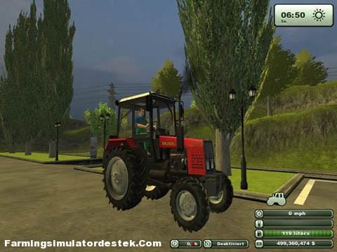 Photo of Belarus 820 Traktör