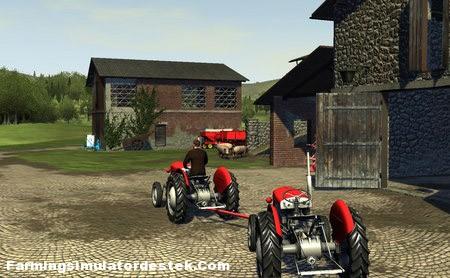 Photo of Farming Simulator 2015'mi Oda Ne ?