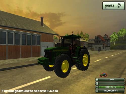 Photo of John Deere 8410 Traktör