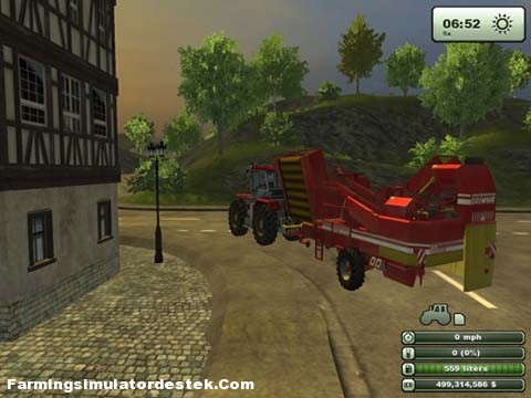 Photo of Grimme SE55 75 2