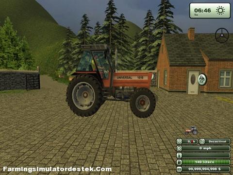Photo of Universal 1010 DT Traktör