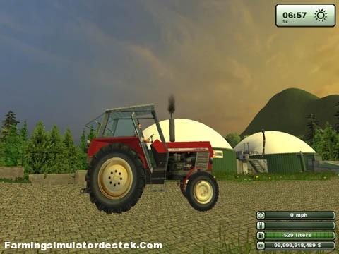 Photo of Ursus C385 Traktör