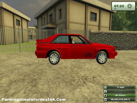 Photo of Audi Quattro