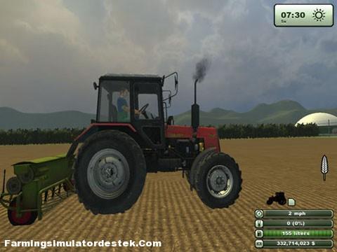 Photo of Belarus 1025 Traktör