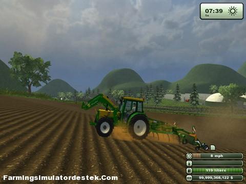 Photo of Buehrer 6135 A Traktör