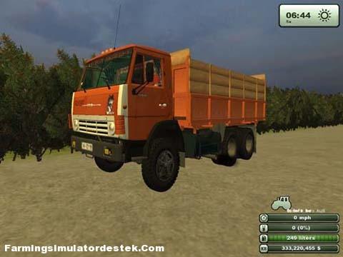 Photo of Kamaz 55102