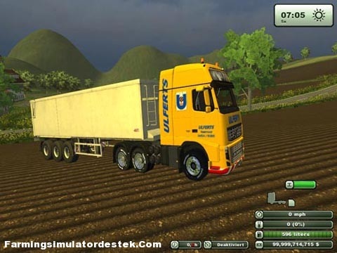 Photo of Volvo FH16 700