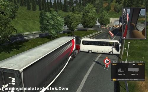 Photo of Euro Truck 2 ile Gerçekçi Sürüş Keyfi