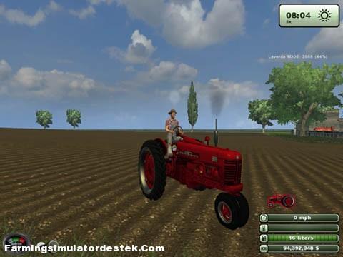 Photo of Farmall 300 Traktör