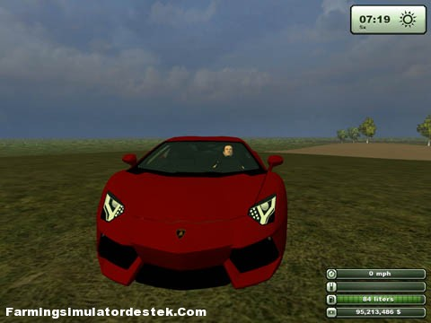 Photo of Lamborghini Aventador LP 700
