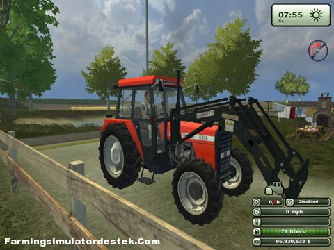 Photo of Ursus 5314 Traktör