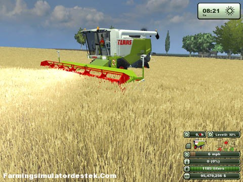Photo of Claas Lexion 770 Biçer Döver