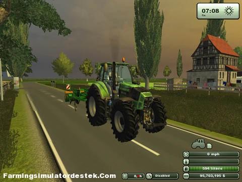 Photo of Deutz TTV 7250 Kirli Traktör