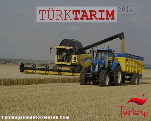 Photo of Türk Tarım 2014 Projesi