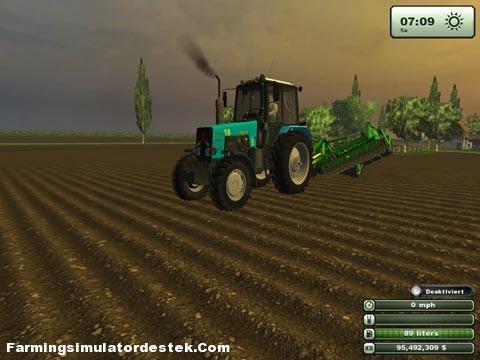 Photo of MTZ 1221B.2 Traktör