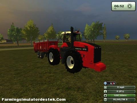 Photo of Versatile 575 Traktör