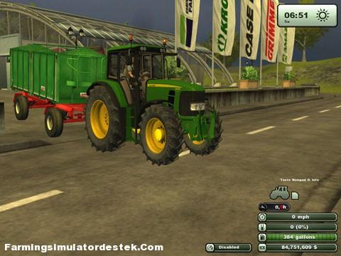 John Deere 6830 Premium