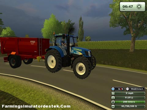 Photo of New Holland 6080