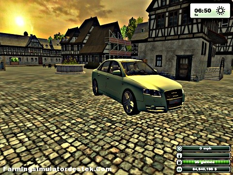 Audi Quattro A4