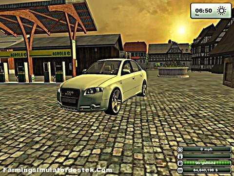 Audi Quattro A42