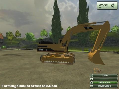 Cat 345B2