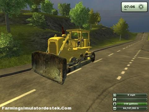 Catterpillar D9G