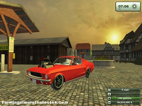 Ford Mustang2