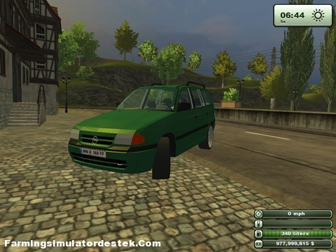 Opel Astra Caravana