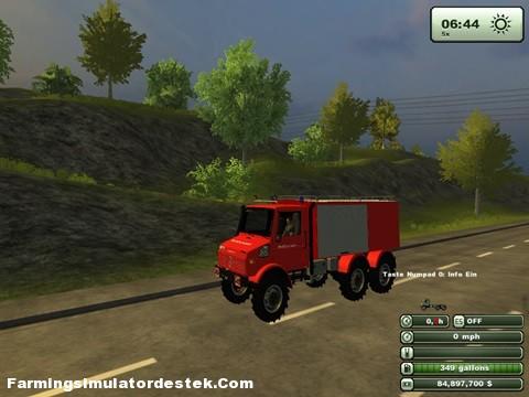 Unimog-2450tLF