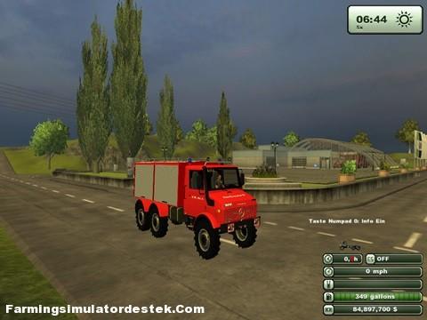 Unimog-2450tLF2