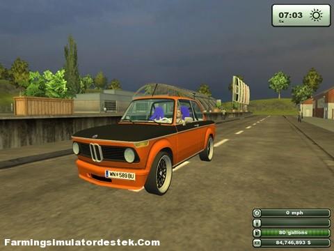 Çakal Kasa BMW 2002 Model