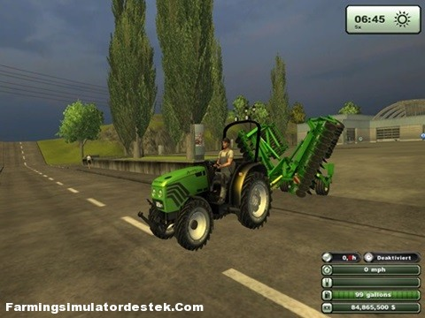 Photo of Deutz Agroplus 77
