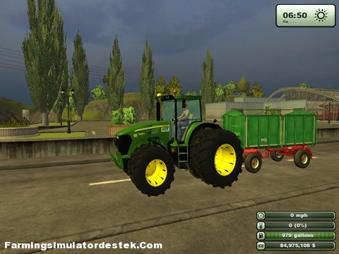 Photo of John Deere 7930