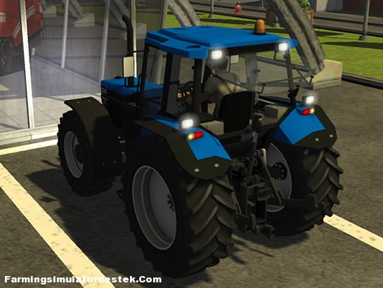 Photo of New Holland 8340 97 Model